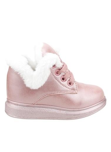 Vicco Vicco 946.19K.251 Bonita Termal Astarlı Kız Çocuk Bot Ayakkabı Pembe